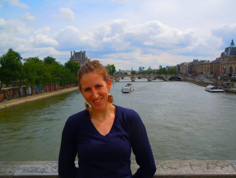 Emma Van Rie, 26, nursing student, Belgium