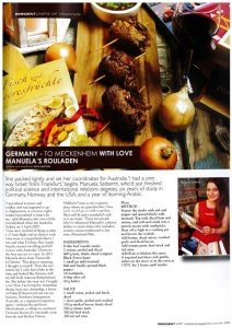 Chef of Tradition Feature