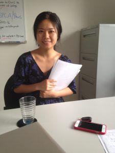 Ni Katherine Li needs Northern Immigration Australia strategies for visa application