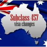 457 visa changes Australia