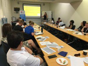 Workshop BECNT Darwin Immigration Law update. Thursday, 14 December 2017, 5:30pm to 7:30pm. Speaker: Manuela Seiberth, Principal Migration Agent and Director at Northern Immigration Australia.