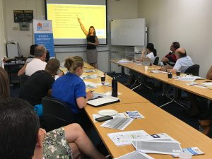 Workshop BECNT Darwin Immigration Law update. Thursday, 14 December 2017, 5:30pm to 7:30pm. Speaker: Manuela Seiberth, Principal Migration Agent and Director at Northern Immigration Australia.