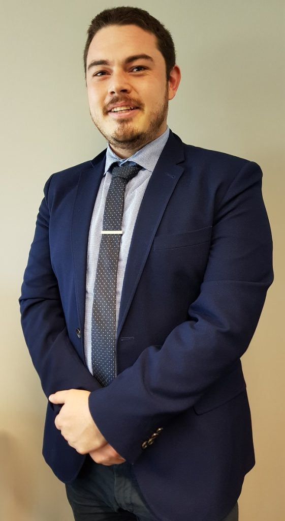 Joshua Sharman-Selvidge lawyer and migration agent assistant